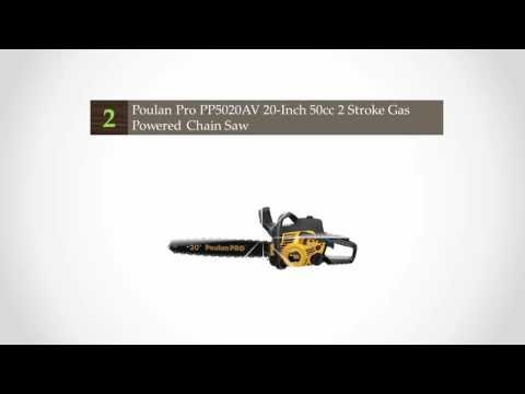 Best Cheap Chainsaw - Reviews and Guide