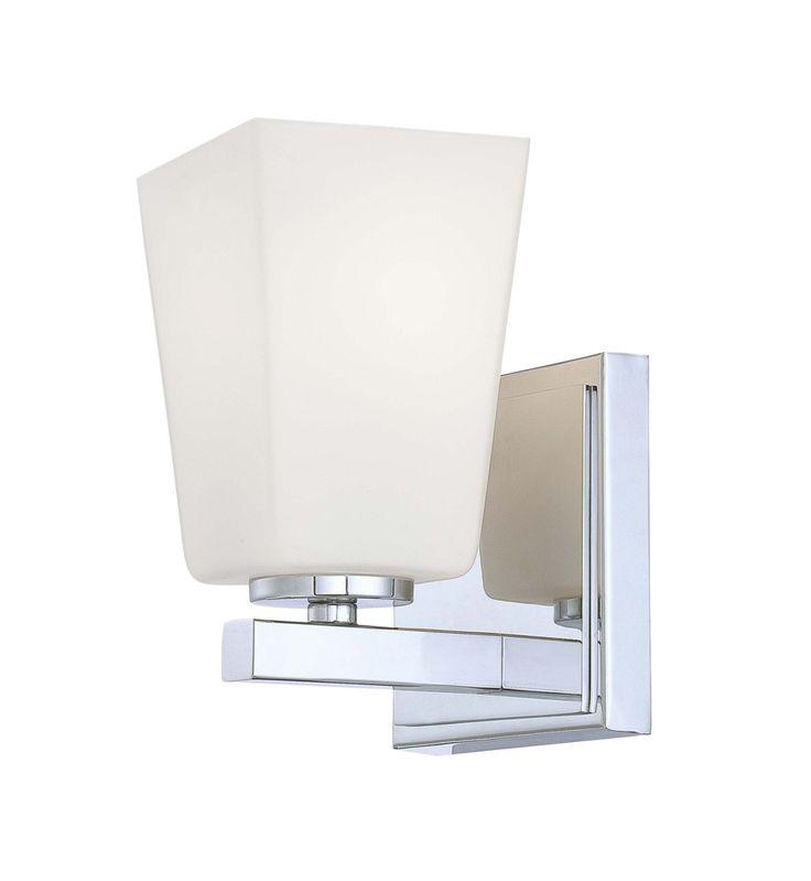 Minka Lavery 6541 1 Light Bathroom Sconce