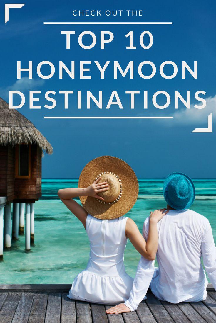 Check out the Top 10 Honeymoon Destinations at Airfarewatchdog!
