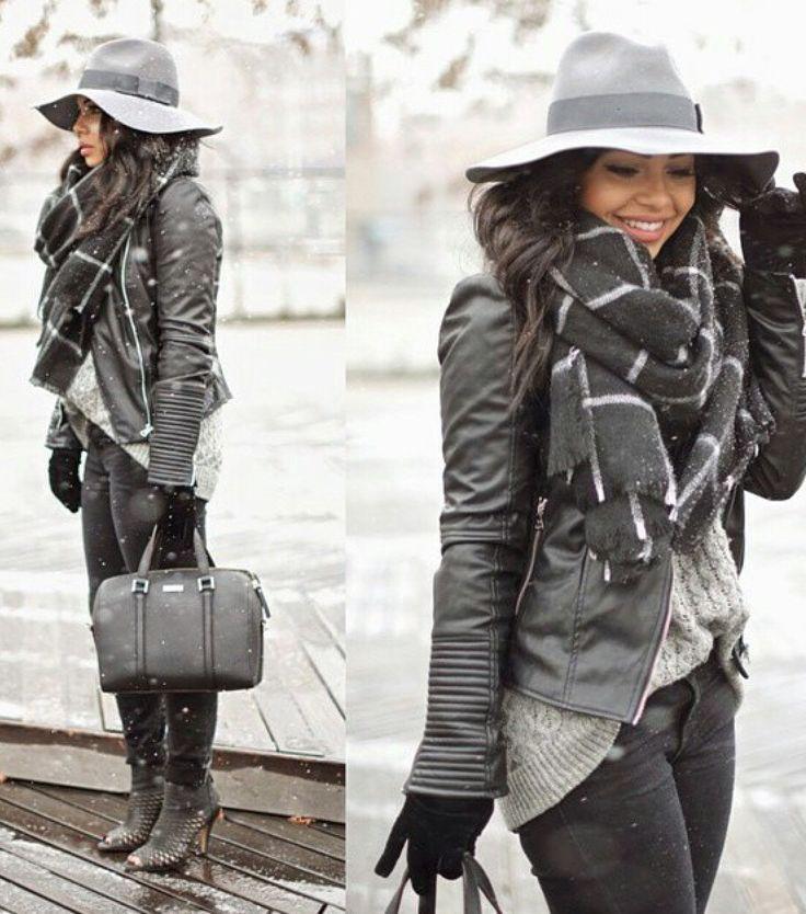 Leuke winter/herfst outfit.