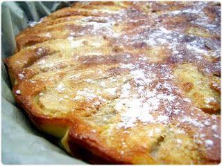 Tasca da Elvira: Tarte aux poires sans pâte