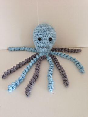 CrochetDullen: Blæksprutter