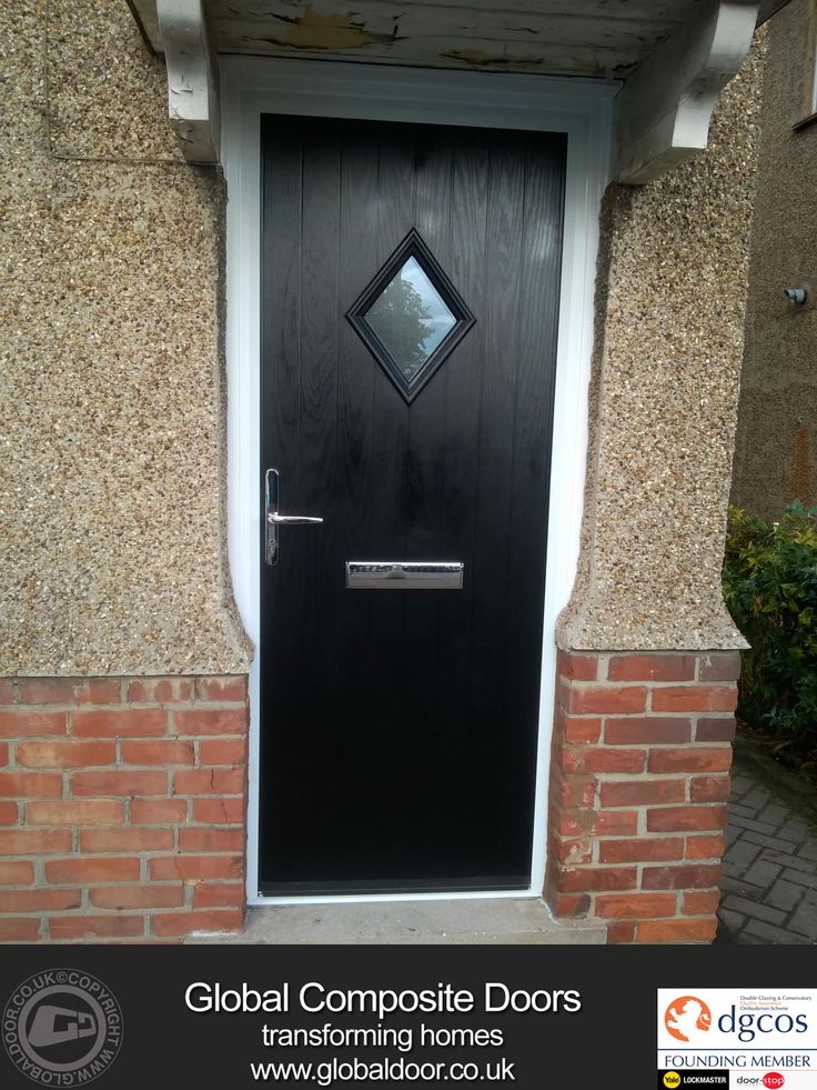 A selection of our Door Stop Door Composite Doors Installed throughout the UK. Available for both DIY or Professionally fitted and with 12 months Interest ... & 7 best Solidor Turin Timber Composite Doors images on Pinterest ... Pezcame.Com