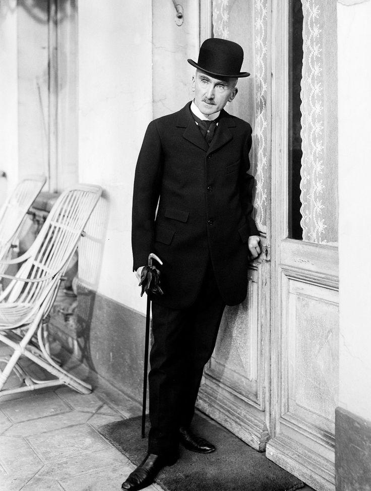 HENRI BERGSON (1859-1941).