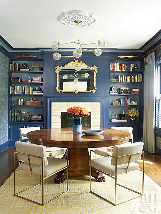 Give your home the charm it craves with these eye-catching updates for ceilings, walls, doors, floors, and more.