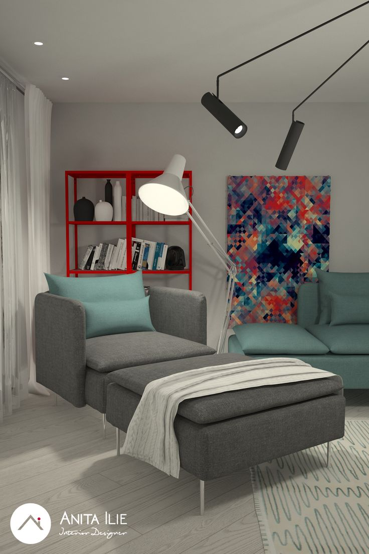 House of Yngvar Interior design by Anita Ilie