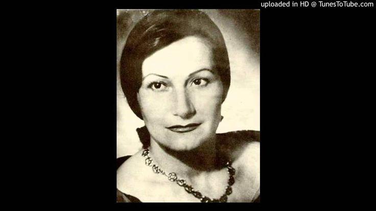 ΣΕΒΙΛΙΑΝΑ-Σωτηρία Ιατρίδου-1932 - YouTube