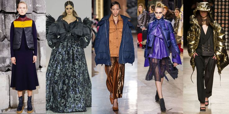 Fall Fashion 2016. Puffer Jackets are IN!!!! http://www.elle.com/fashion/news/g27704/fall-2016-fashion-trends/?slide=2