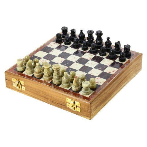 ShalinIndia, Stone Chess Sets and Boards, 8 Inches ShalinIndia,http://www.amazon.com/dp/B00FOH4212/ref=cm_sw_r_pi_dp_TFfitb0PBHX619V8