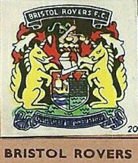 Bristol Rovers crest.