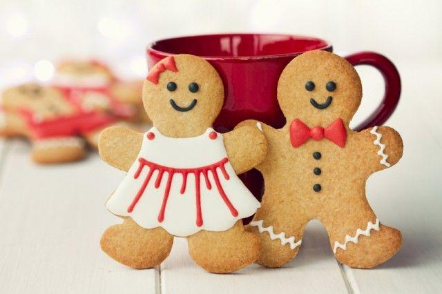 Biscotti di pan di zenzero: la ricetta per prepararli in casa insieme ai bambini
