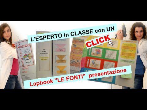 """APRENDO - APPRENDO: Lapbook """"Le Fonti"""" - presentazione"""