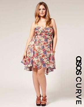 Justine Legault for ASOS Curve