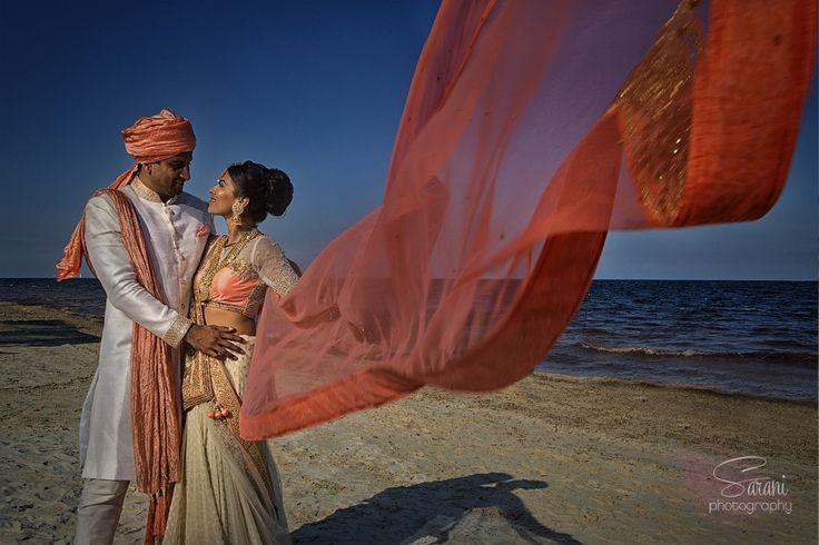 Magical Indian weddings with Sarani Photography. #lizmooreweddings #mexicoweddings