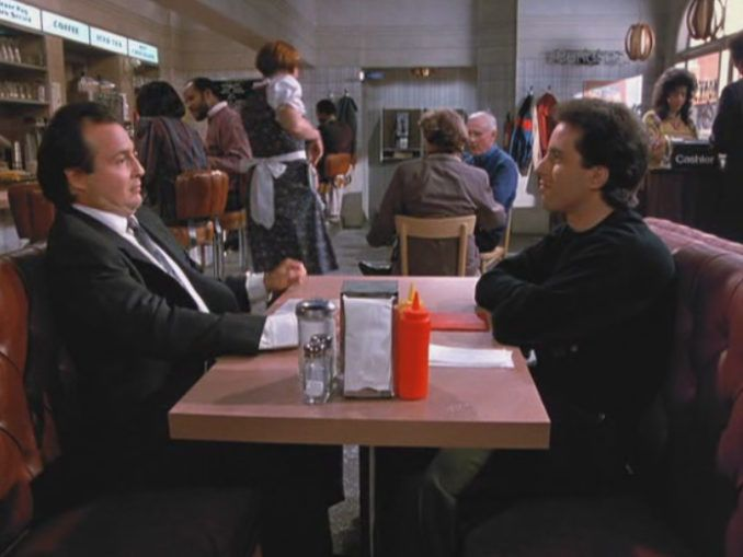 Seinfeld Male Unbonding - Jerry - Season 1