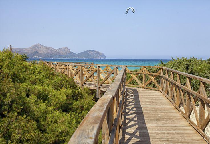 Mallorca, Playa de Muro: wonderful beach in the north of Mallorca  #travel#Mallorca www.alexandra-gerrard.de/http://alexandra-gerrard.de/blog/