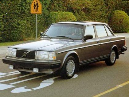 Volvo 240 - my first car. I miss it.