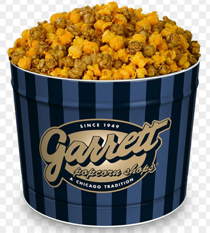 Garrett's Chicago style popcorn