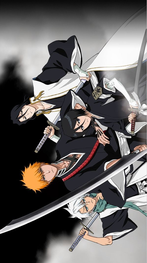 343 Best Bleach Images On Pinterest
