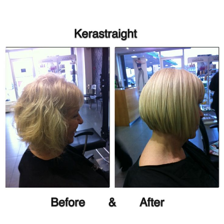 Amazing results, with Kerastraight the Brazilian blowdry!