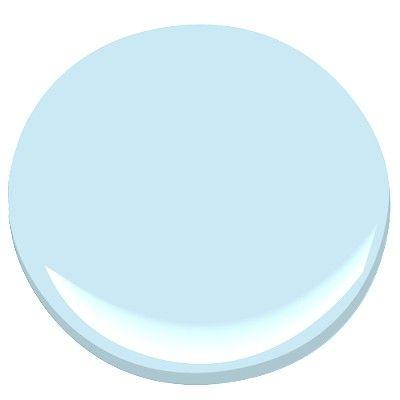 light blue 2066-70 Paint - Benjamin Moore light blue Paint Color Details