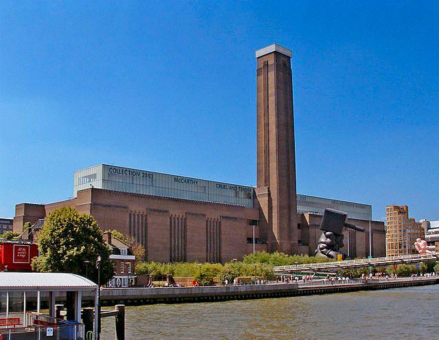 Tate Modern - Condé Nast Traveler