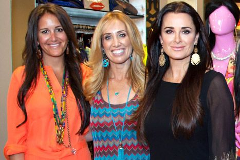 RHOBH's Kyle Richards Opens Up a Clothing Store!    Read more: http://www.usmagazine.com/celebrity-style/news/rhobhs-kyle-richards-opens-up-a-clothing-store-201225#ixzz1uDU1qeEQ
