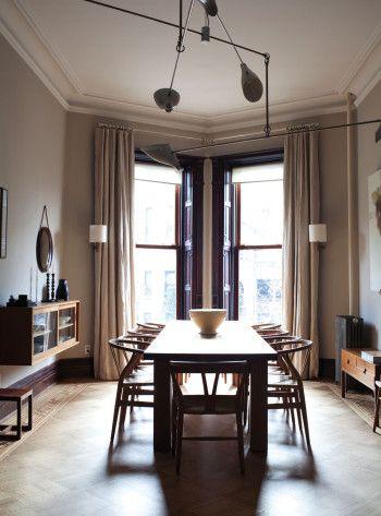 New York : Un appartement de collectionneurs