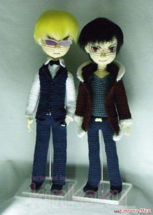 Нашла на просторах интернета. Знаю что многим такие кукла нравятся. А основа подойдёт для любой куклы.
