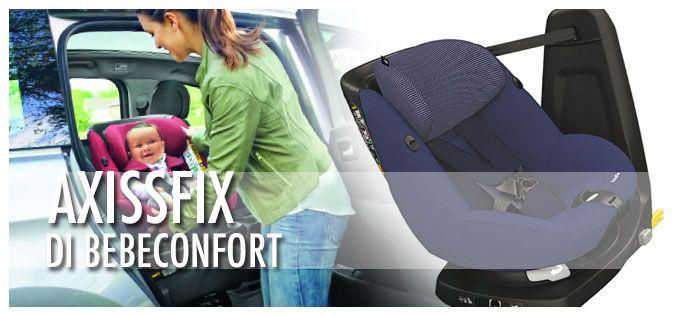 AxissFix Bébé Confort, il seggiolino auto che ruota a 360°, te lo presentiamo in soli 2 minuti! E se ruota lui, tutto ruota nel verso giusto. Vuoi scommettere? Guarda la breve video recensione nel nostro post!http://ndgz.it/axissfix-bcc