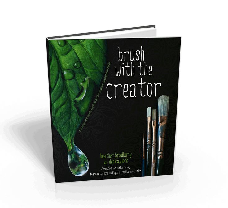 Brush With The Creator - Softcover Book - The Poatina Tree