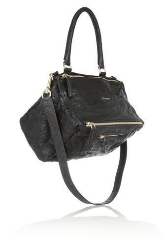 Medium Pandora bag in washed-leather #bag #offduty #covetme #givenchy