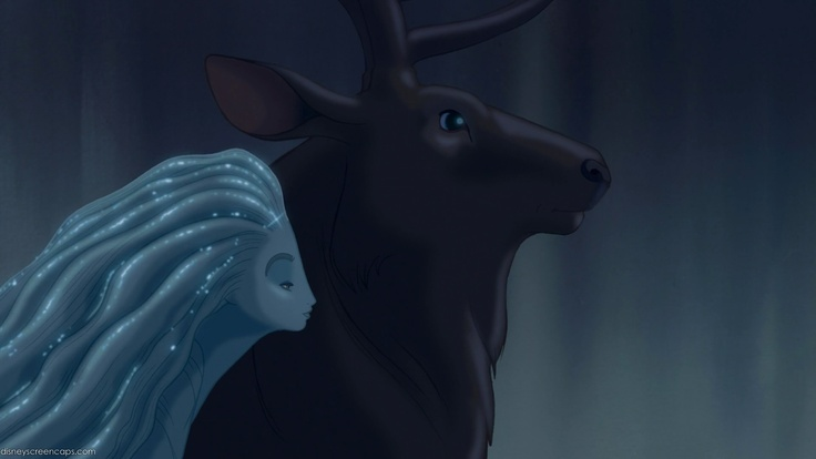 The elk and the sprite, Fantasia 2000