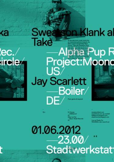 Woifi Ortner — Take Poster