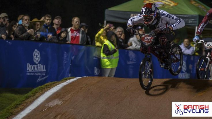 It rained and poured under the floodlights as Liam Phillips won @UCI_BMX_SX.  Gallery: http://po.st/LPChampion