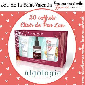 Jeu Concours de la St Valentin avec Pen Lan ALGOLOGIE