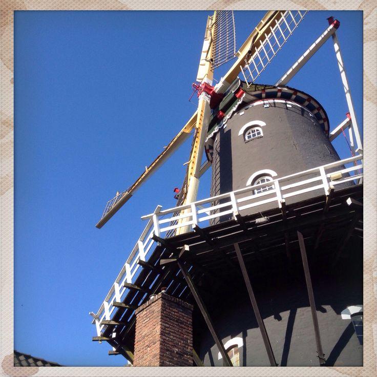Molen de Kroon, Klarendal, Arnhem
