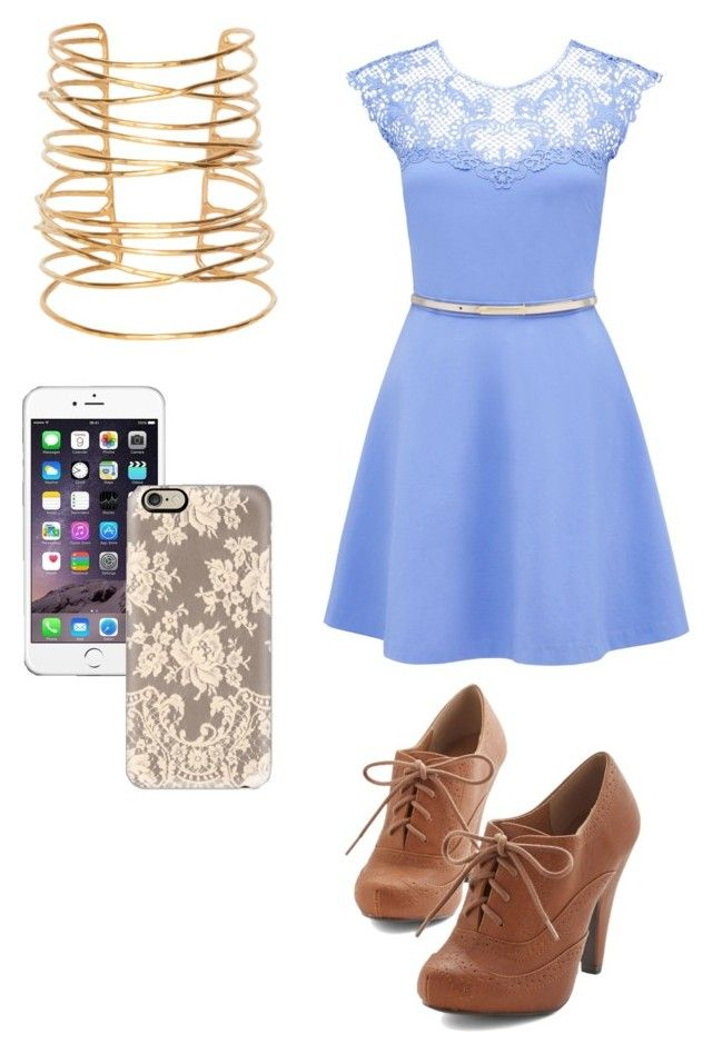 Untitled #8 by tadevicha on Polyvore featuring polyvore, fashion, style, Forever New and Rebecca Taylor