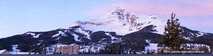 Photo of Big Sky Montana Resort area