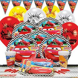 Cars 2 Party Pack - Deluxe