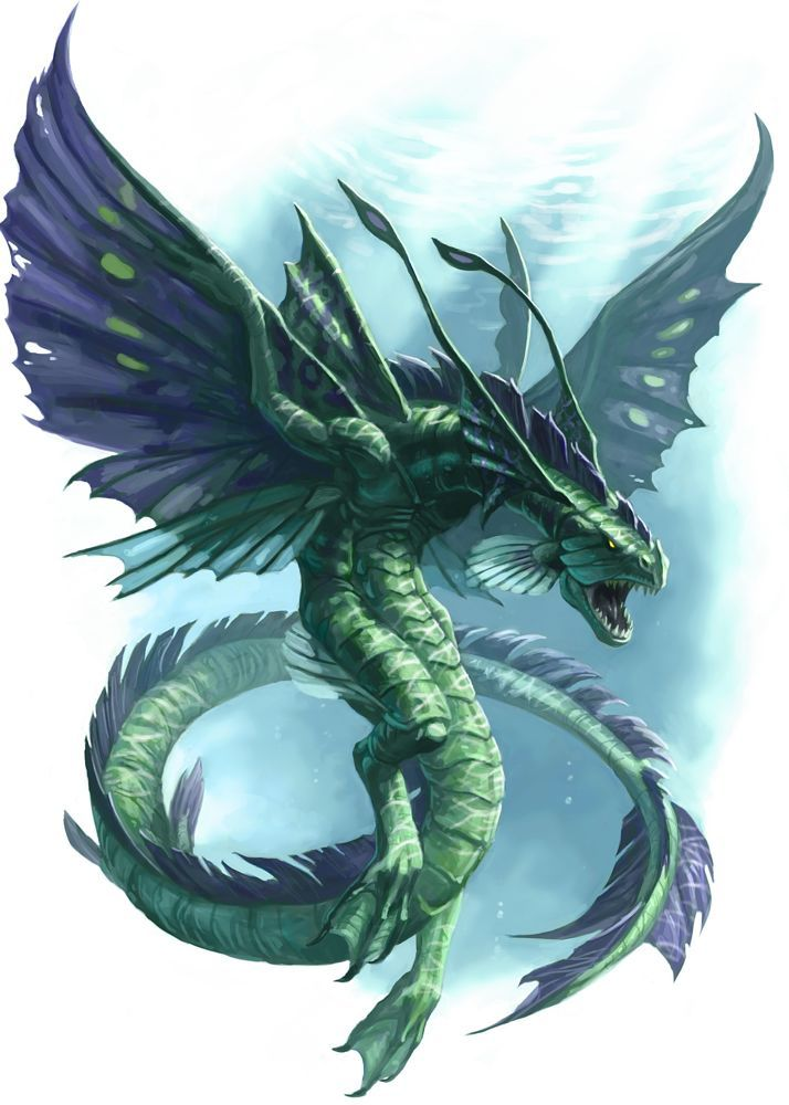 Brine Dragon                                                                                                                                                                                 Mais