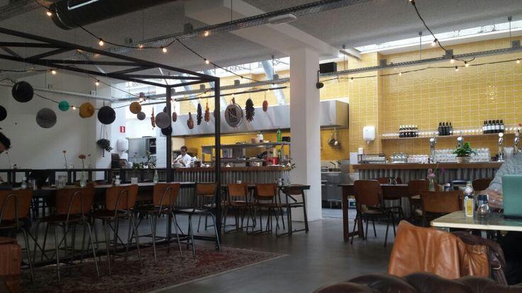 Nieuwkomer in de allerleukste wijk van Nijmegen! Mediterraanse keuken, fijne sfeer!