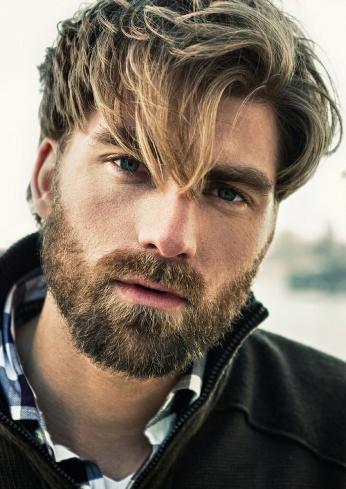 Marvelous 1000 Images About Mens Hair Amp Beard Styles On Pinterest Red Short Hairstyles Gunalazisus
