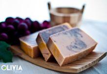Bőrfiatalító, antioxidánsokkal teli masszázs-szappan