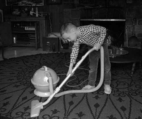 @Christi Zellerhoff considers children and chores -- Should a 2-year old really be expected to make the bed…?