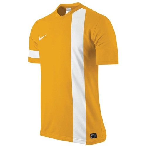Nike Men's Striker III Jersey - Gold-White - $26.99