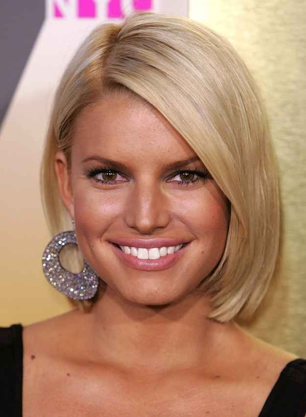 Jessica Simpson | 24 Celebrity Bobs That Will Make You Wish You Had Shorter Hair