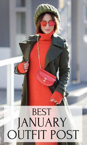 Как стильно одеться зимой | Образы для холодной погоды | Как круто одеться в холодную погоду | - GalantGirl