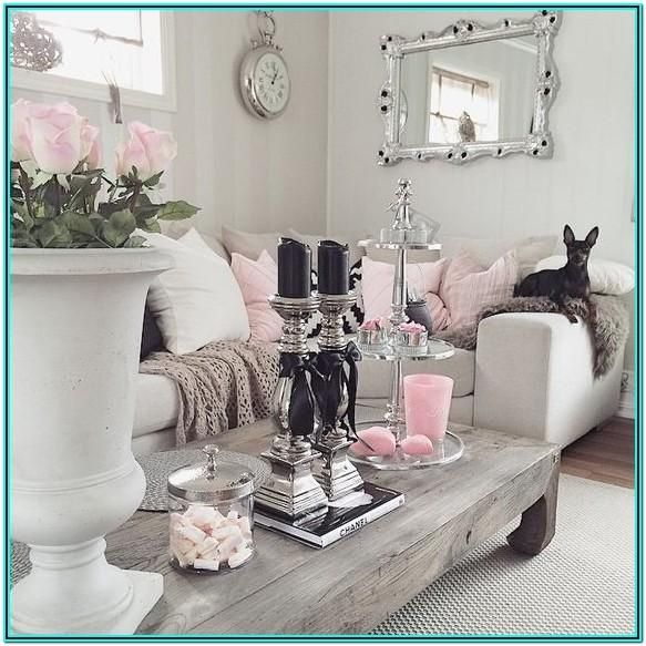 Black Pink And Gold Living Room Ideas Pink Living Room Shabby Chic Decor Living Room Living Room Decor Gray