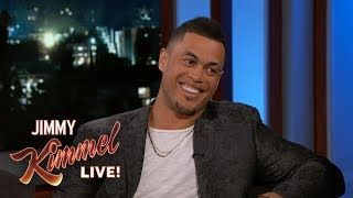 Giancarlo Stanton on Huge Contract the Dodgers & the World Series